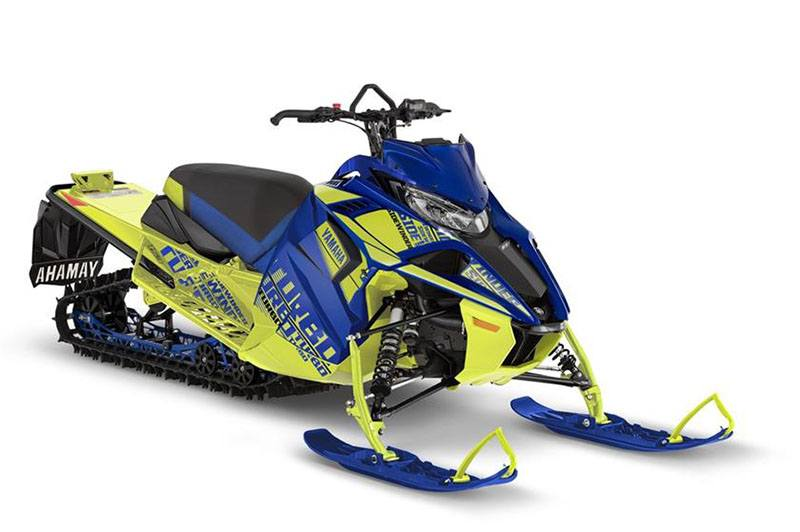 2019 Yamaha Sidewinder B-TX LE 153 in Coloma, Michigan - Photo 2