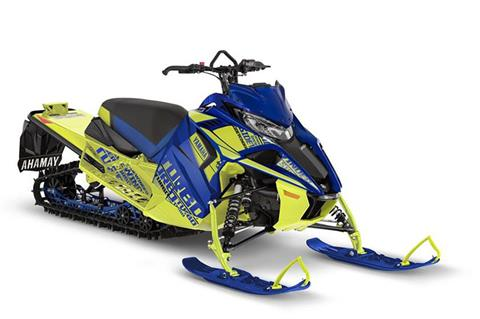 2019 Yamaha Sidewinder B-TX LE 153 in Johnson Creek, Wisconsin - Photo 2