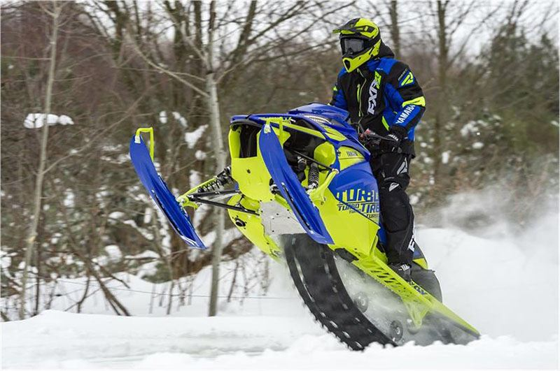 2019 Yamaha Sidewinder B-TX LE 153 in Coloma, Michigan - Photo 3