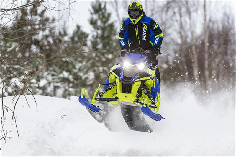 2019 Yamaha Sidewinder B-TX LE 153 in Utica, New York - Photo 4