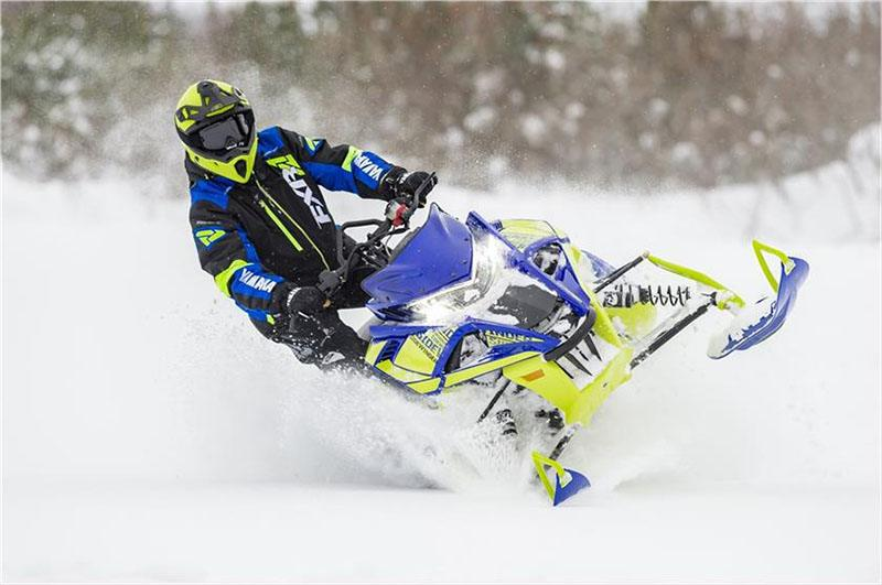 2019 Yamaha Sidewinder B-TX LE 153 in Dimondale, Michigan