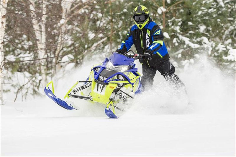 2019 Yamaha Sidewinder B-TX LE 153 in Johnson Creek, Wisconsin - Photo 11