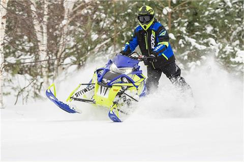 2019 Yamaha Sidewinder B-TX LE 153 in Billings, Montana - Photo 11