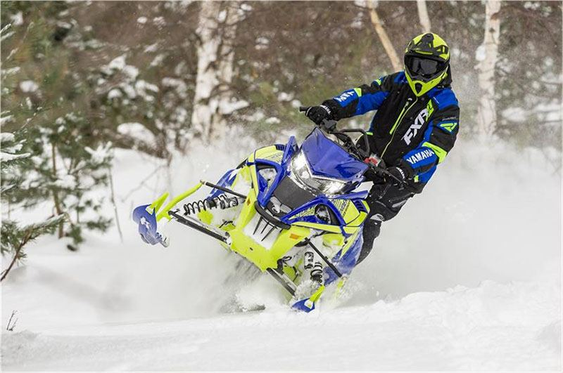 2019 Yamaha Sidewinder B-TX LE 153 in Coloma, Michigan - Photo 12