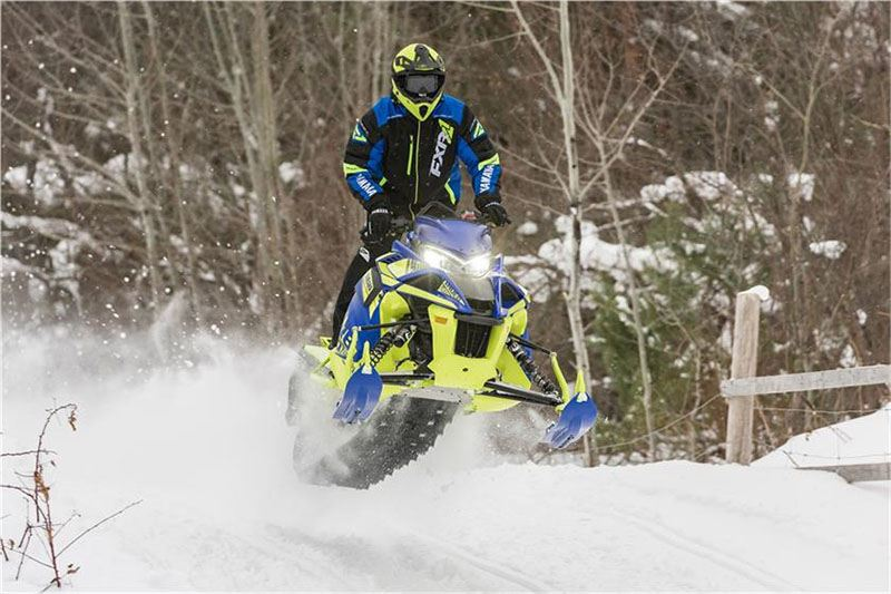 2019 Yamaha Sidewinder B-TX LE 153 in Derry, New Hampshire