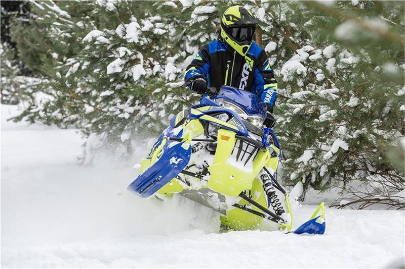 2019 Yamaha Sidewinder B-TX LE 153 in Johnson Creek, Wisconsin - Photo 16