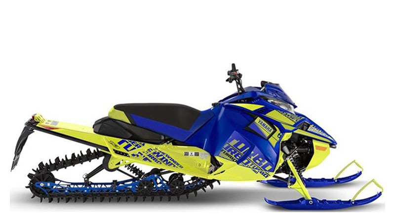 2019 Yamaha Sidewinder B-TX LE 153 in Utica, New York - Photo 1