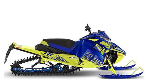2019 Yamaha Sidewinder B-TX LE 153 in Saint Helen, Michigan