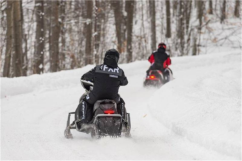 2019 Yamaha Sidewinder L-TX DX in Francis Creek, Wisconsin
