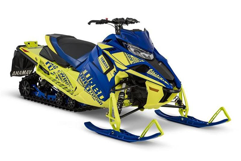 2019 Yamaha Sidewinder L-TX LE in Appleton, Wisconsin - Photo 3