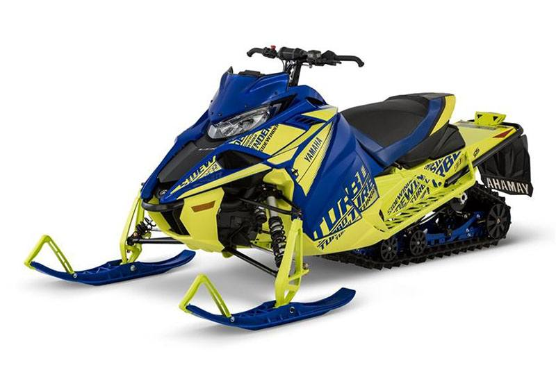 2019 Yamaha Sidewinder L-TX LE in Appleton, Wisconsin - Photo 4
