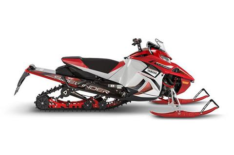 2019 Yamaha Sidewinder L-TX SE in Escanaba, Michigan