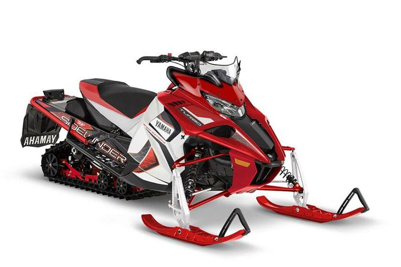 2019 Yamaha Sidewinder L-TX SE in Escanaba, Michigan - Photo 2