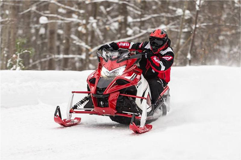 2019 Yamaha Sidewinder L-TX SE in Escanaba, Michigan - Photo 3