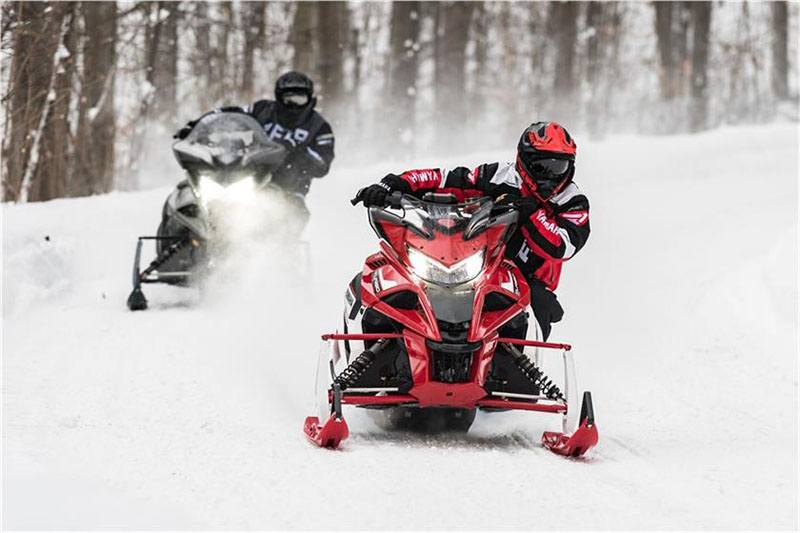 2019 Yamaha Sidewinder L-TX SE in Escanaba, Michigan - Photo 4