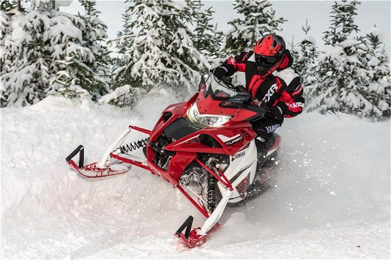 2019 Yamaha Sidewinder L-TX SE in Escanaba, Michigan - Photo 5