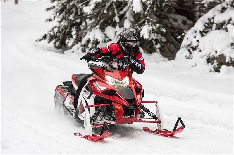2019 Yamaha Sidewinder L-TX SE in Escanaba, Michigan - Photo 11