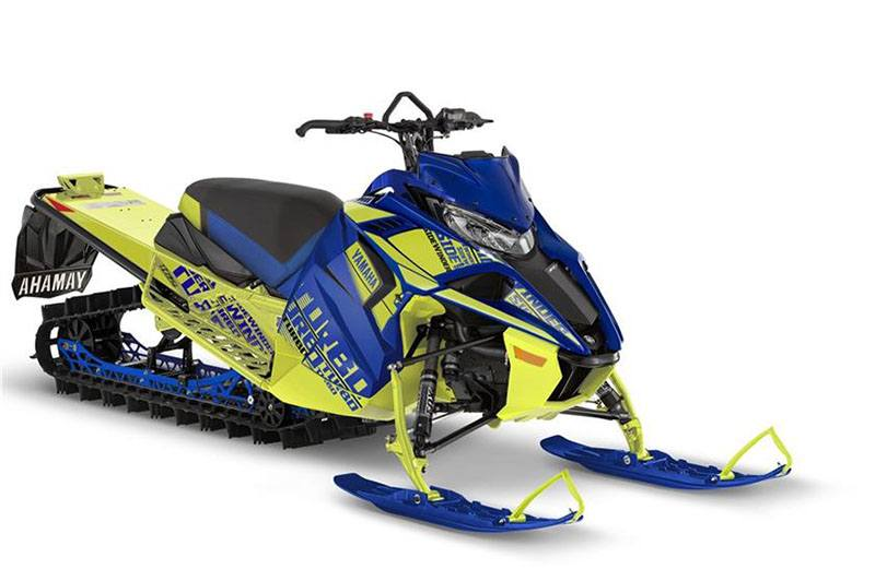 2019 Yamaha Sidewinder M-TX LE 162 in Northampton, Massachusetts - Photo 2