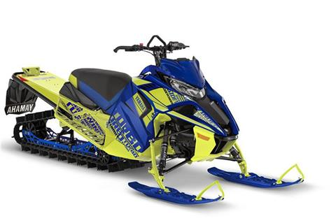 2019 Yamaha Sidewinder M-TX LE 162 in Union Grove, Wisconsin