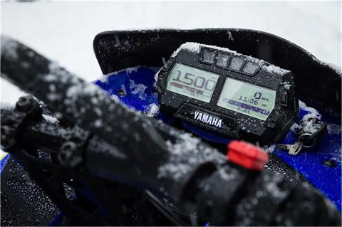 2019 Yamaha Sidewinder M-TX LE 162 in Greenland, Michigan - Photo 16