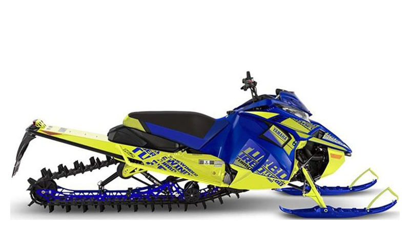 2019 Yamaha Sidewinder M-TX LE 162 in Billings, Montana - Photo 1
