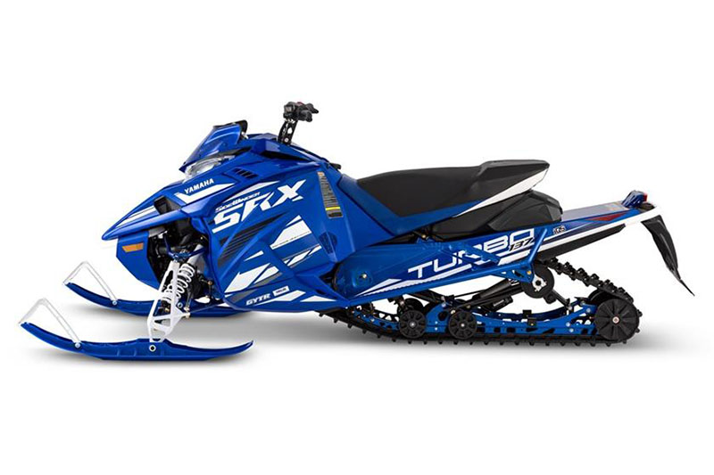 2019 Yamaha Sidewinder SRX LE in Escanaba, Michigan