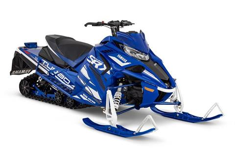 2019 Yamaha Sidewinder SRX LE in Johnson Creek, Wisconsin - Photo 3