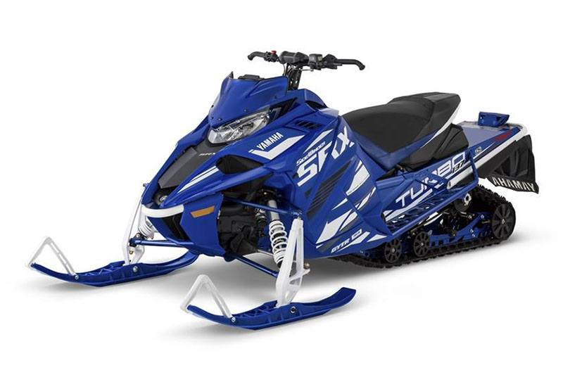 2019 Yamaha Sidewinder SRX LE in Coloma, Michigan - Photo 4