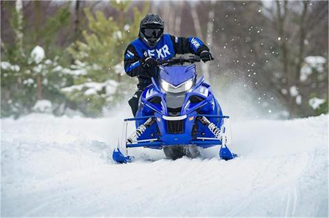 2019 Yamaha Sidewinder SRX LE in Johnson Creek, Wisconsin - Photo 9