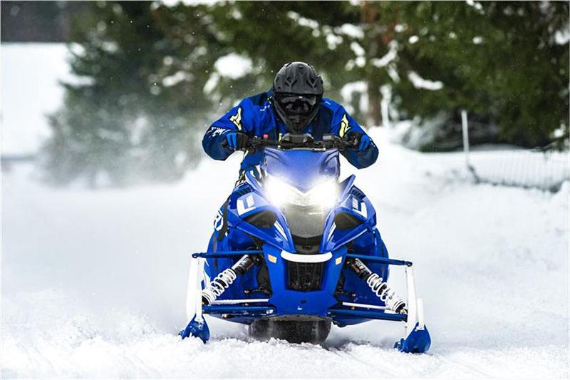 2019 Yamaha Sidewinder SRX LE in Johnson Creek, Wisconsin - Photo 10