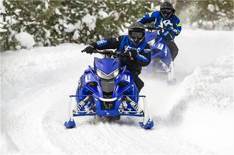 2019 Yamaha Sidewinder SRX LE in Johnson Creek, Wisconsin - Photo 11