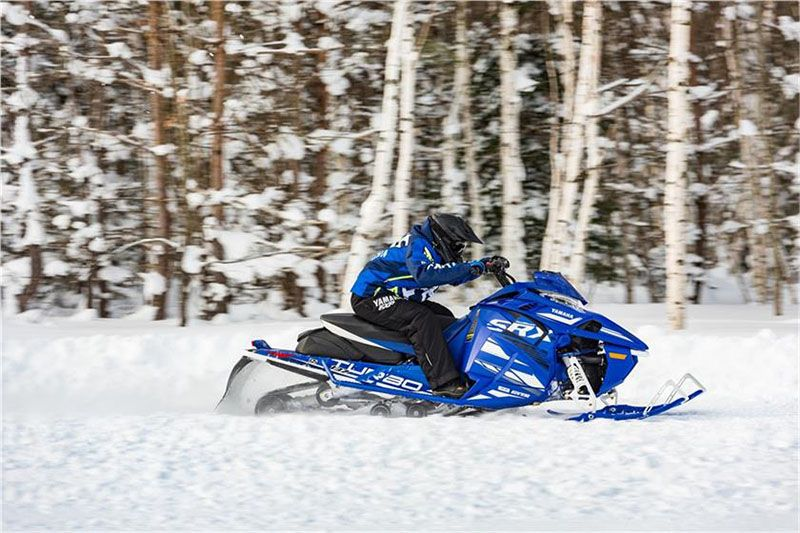 2019 Yamaha Sidewinder SRX LE in Tamworth, New Hampshire