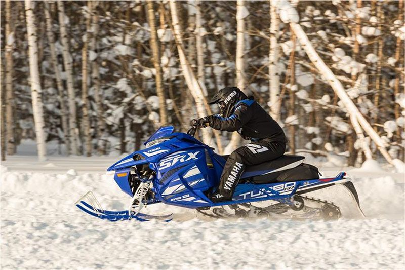 2019 Yamaha Sidewinder SRX LE in Hancock, Michigan