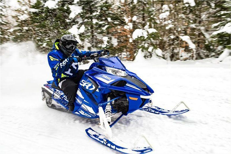 2019 Yamaha Sidewinder SRX LE in Coloma, Michigan - Photo 14