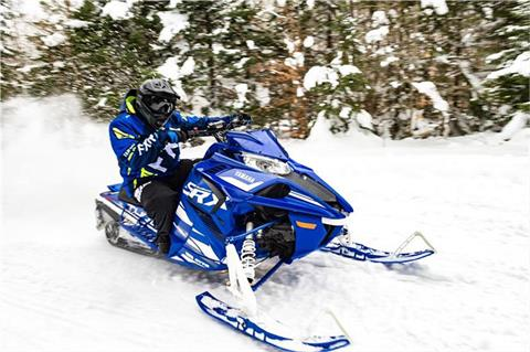 2019 Yamaha Sidewinder SRX LE in Johnson Creek, Wisconsin - Photo 14
