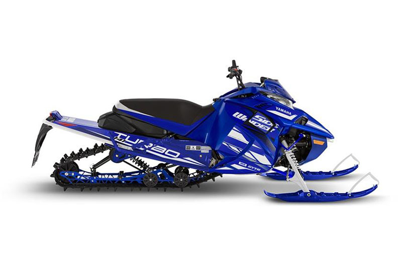 2019 Yamaha Sidewinder X-TX LE 141 in Saint Johnsbury, Vermont - Photo 1
