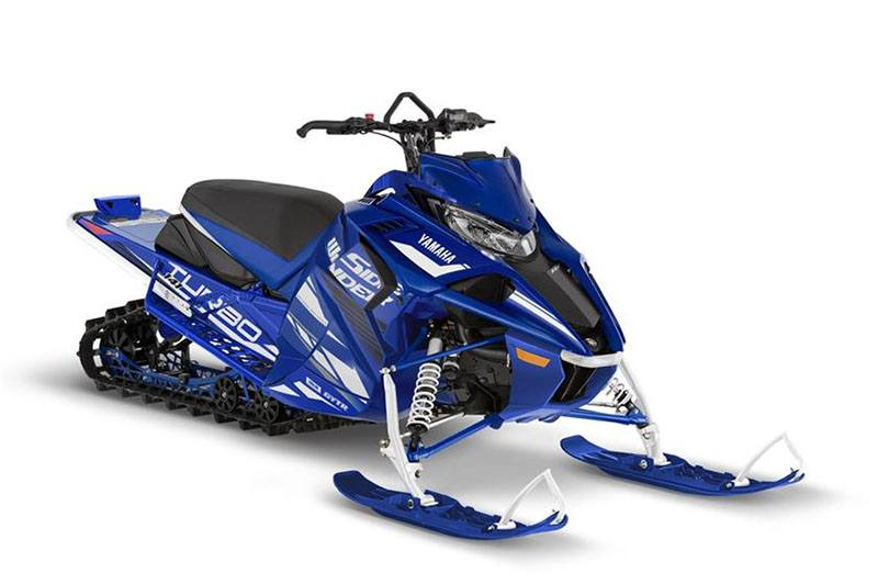 2019 Yamaha Sidewinder X-TX LE 141 in Coloma, Michigan