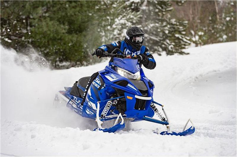 2019 Yamaha Sidewinder X-TX LE 141 in Saint Johnsbury, Vermont - Photo 4