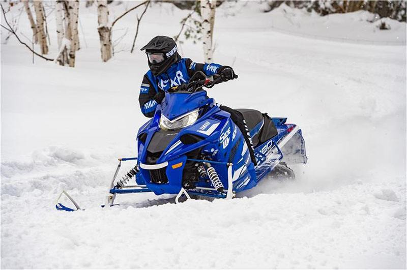 2019 Yamaha Sidewinder X-TX LE 141 in Saint Johnsbury, Vermont - Photo 5
