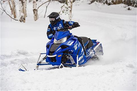 2019 Yamaha Sidewinder X-TX LE 141 in Derry, New Hampshire - Photo 5