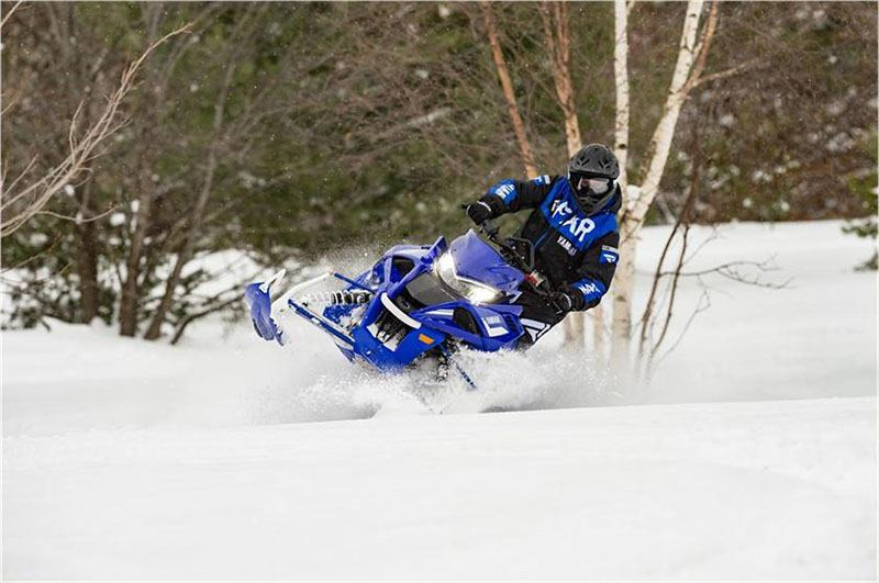 2019 Yamaha Sidewinder X-TX LE 141 in Saint Johnsbury, Vermont - Photo 6