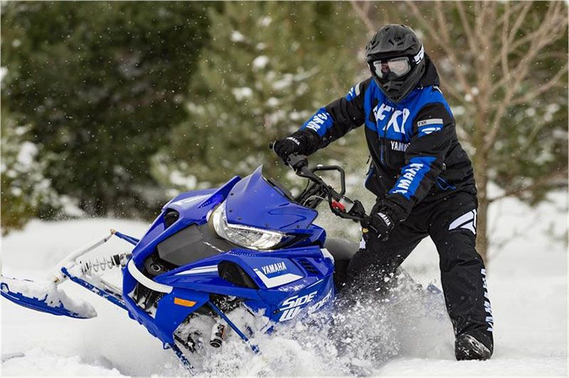 2019 Yamaha Sidewinder X-TX LE 141 in Saint Johnsbury, Vermont - Photo 7