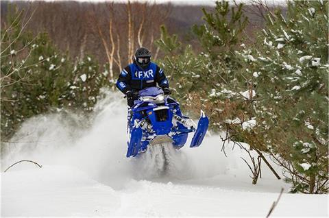 2019 Yamaha Sidewinder X-TX LE 141 in Johnson Creek, Wisconsin