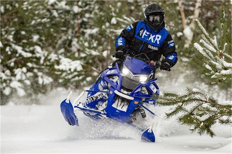 2019 Yamaha Sidewinder X-TX LE 141 in Tamworth, New Hampshire