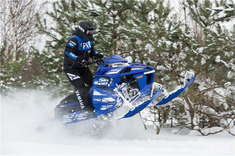 2019 Yamaha Sidewinder X-TX LE 141 in Saint Johnsbury, Vermont - Photo 12