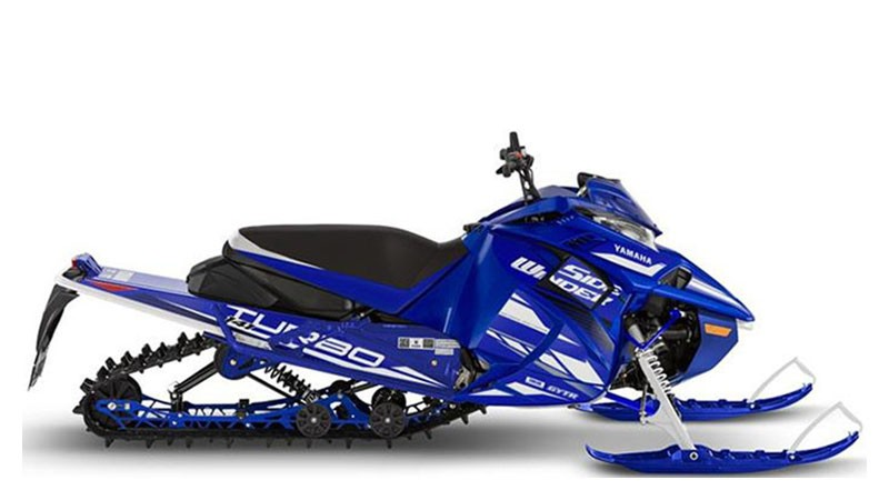 2019 Yamaha Sidewinder X-TX LE 141 in Geneva, Ohio - Photo 1
