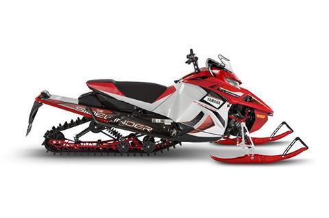 2019 Yamaha Sidewinder X-TX SE 141 in Escanaba, Michigan