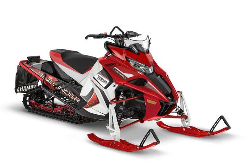 2019 Yamaha Sidewinder X-TX SE 141 in Fond Du Lac, Wisconsin - Photo 2