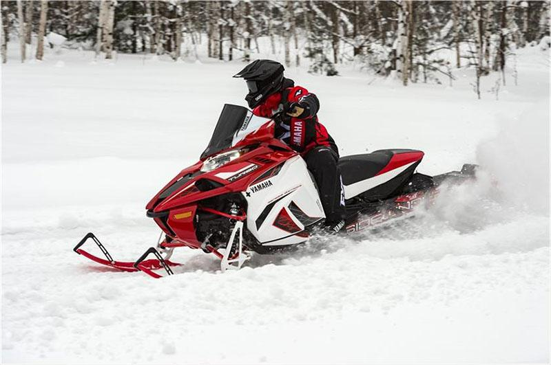 2019 Yamaha Sidewinder X-TX SE 141 in Dimondale, Michigan