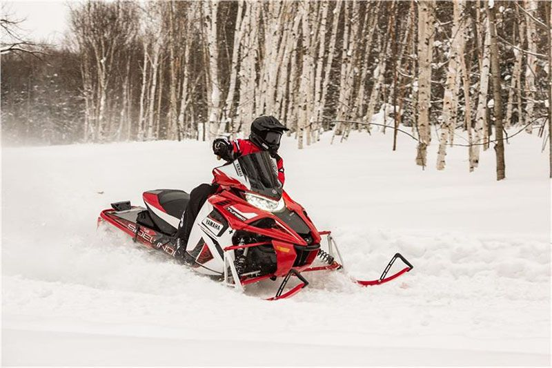 2019 Yamaha Sidewinder X-TX SE 141 in Fond Du Lac, Wisconsin - Photo 6
